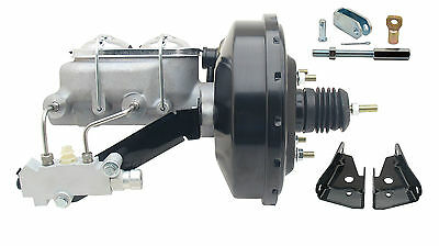 "GM A, F, X Body 1964-74 9"" Power Brake Booster Conversion Kit Proline Series"