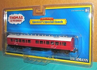 Bachmann 76041 -HO Scale Thomas & Friends Electric Train-Spencer's Special Coach