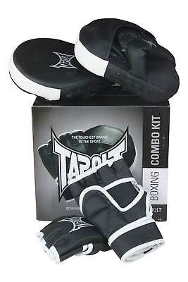 Tapout Pro MMA Adult Training Combo (Gloves/Mitts) - bjj ufc