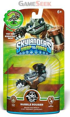 Skylanders Swap Force Rubble Rouser - Ps3 Ps4 Xbox 360 Xbox One Wii Wiiu Ds New