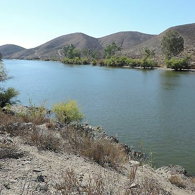 PLACER MINING CLAIM SO CAL GOLD SILVER ORE MINE CANYON LAKE RIVERSIDE COUNTY