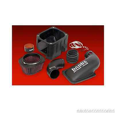 41816 Gale Banks Engineering Ram-Air Intake System Fits 97-06 Jeep Wrangler 4.0L