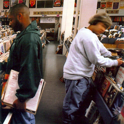DJ Shadow - Endtroducing - 2 x 180gram Vinyl LP & Download *NEW & SEALED*