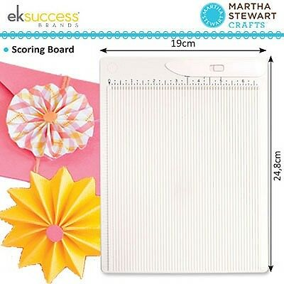 Falzbrett mini scoring board inch Martha Stewart eksuccess 19x24,8cm EK42-05013