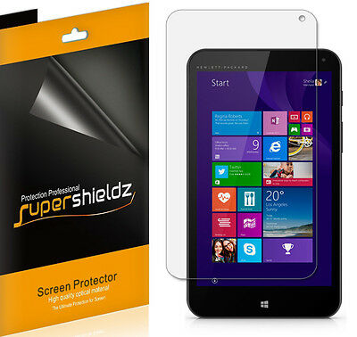 3X SuperShieldz Clear Screen Protector Shield Saver for HP Stream 7 Tablet