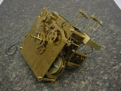 Old German Urgos Brass Westminster Chime Grandfather Movement UW32/1A F083