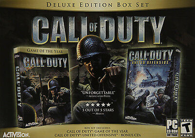 Call of Duty Deluxe  (PC, 2005)