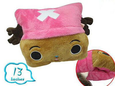 One Piece Tony Chopper's Cushion Costume with hand muff