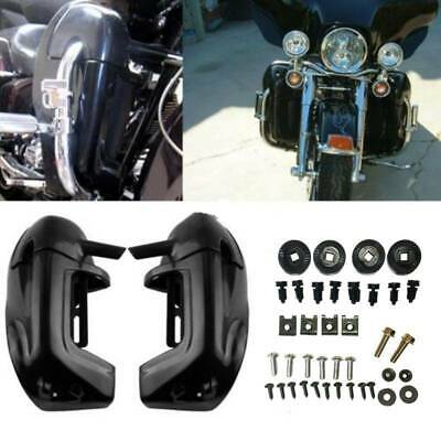 Carenatura Gambe Lower Fairing per Harley Road King Electra Street Glide FLHT