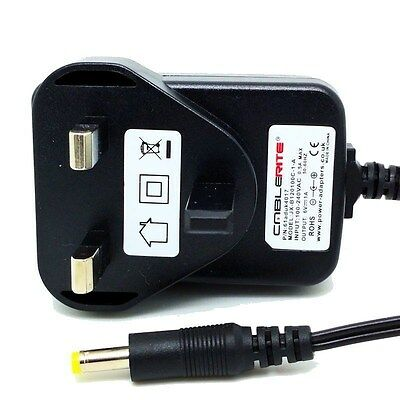 6v Omron M3 M2 M7 Blood pressure ac/dc power supply cable adaptor