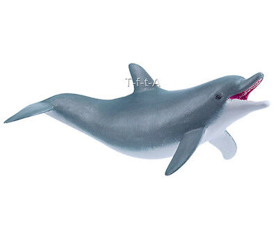 FREE SHIPPING | Papo 56004 Playing Dolphin Model Sea Life Animal- New in Package