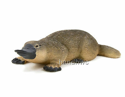 FREE SHIPPING | Mojo Fun 387106 Duck Billed Platypus Animal Toy - New in Package