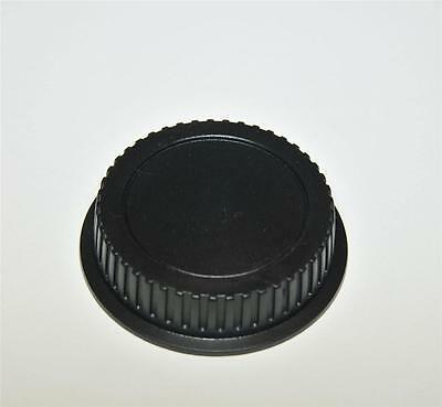 Canon Eos Rear Lens Cap Cover Fits All Ef Lenses Generic