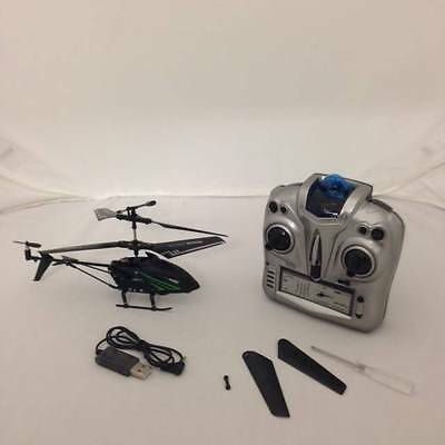 3.5 Channel Black Sprit Remote Control Helicopter
