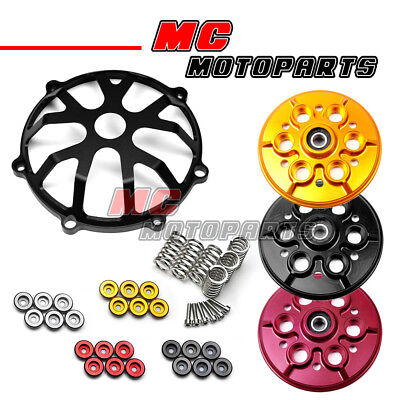Open Clutch Cover Pressure Plate Spring Fit Ducati Streetfighter 1098 S4R CP1S