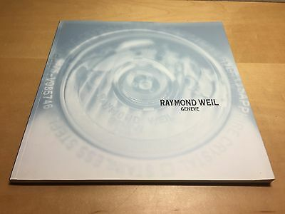 Catálogo Catalogue RAYMOND WEIL - 2005 - English & French - For Collectors