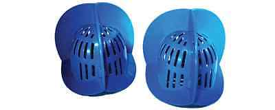 Aqualogix Max Resistance Slow Bells Water Fitness Pool Gym Barbells Exercise