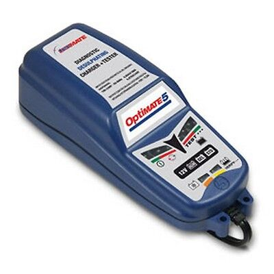 Optimate 5 Automatic 6/12 Volt battery Charger TEC-TM-223 Brand New!