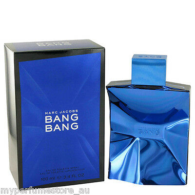BANG BANG 100ml EDT SPRAY FOR MEN BY MARC JACOBS ------------------- NEW PERFUME