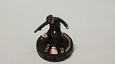 DC HeroClix • The Flash: #006 Central City Police Officer (Common)
