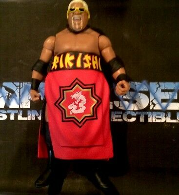Rikishi 26 Flashback Mattel Elite WWE Figure