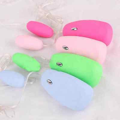 Mini Waterproof Massager Silent 5 Speed Vibrating Massage Product Random Color