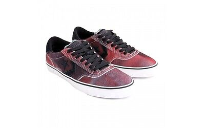 8931d3432519 Converse Skateboard Cons Trapasso 2 Oyster Red Classic Uk 7 8 9 10 11 Skate  Sale