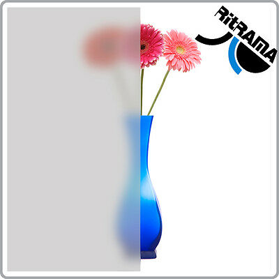 """1M 24"""" 48"""" Roll Silver Decorative Frosted Window Glass Privacy FilmTinting Etch"""
