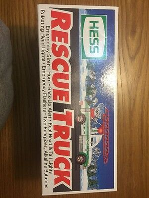 1994 Hess Truck New In Box