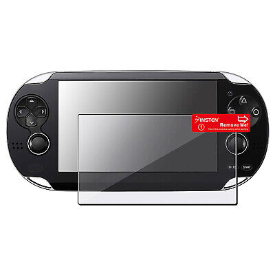 Clear LCD Screen Protector Cover Guard For Sony PS VITA Playstation Vita New