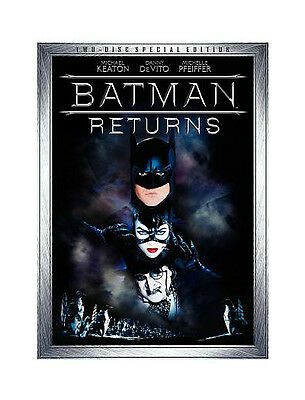 Batman Returns (DVD, 2005, 2-Disc Set, Special Edition)