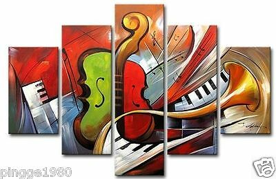 handcraft Abstract Huge Art Oil Painting wall decorate(no frame) P006