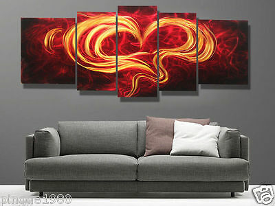 Modern Contemporary Abstract Painting,Metal Wall Art Sculpture(NO frame)P093