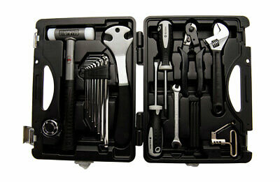 NEW Reid Cycles Bicycle 19 Piece Home Starter Tool Kit