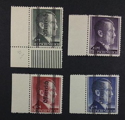 MOMEN: AUSTRIA Osterreich STAMPS 1945 P12.5 MINT OG NH $ LOT #5569