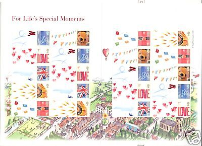 LIFE SPECIAL MOMENTS SMILERS  UK GREAT BRITAIN 2005 Scott 2319c, MNH