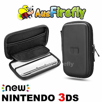 Hard Cover Case Carry Bag for New Nintendo 3DS 2014 Handheld Game Console OZ