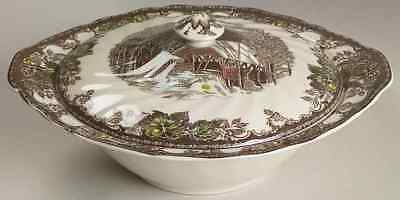Johnson Brothers THE FRIENDLY VILLAGE Round Covered Vegetable Bowl 4654144