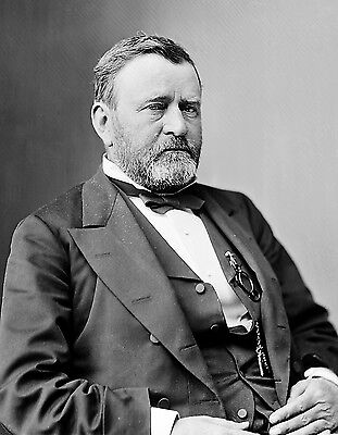 Ulysses S Grant  8X10 Glossy Photo Picture
