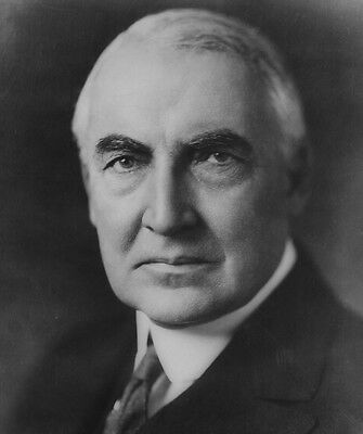 President Warren G Harding 8X10 Glossy Photo Picture