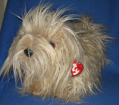TY CLASSIC PLUSH - DUSTER the DOG - MINT with MINT TAG