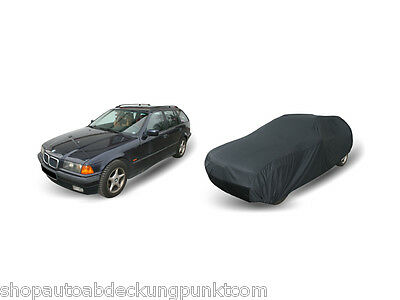 Soft Indoor Car Cover Autoabdeckung f. BMW 3er E36 E46 M3 Coupe Cabrio Limousine