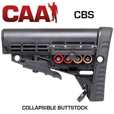 CAA CBS TACTICAL Butt Stock With Storage For batteries
