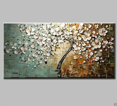 (NO framed)New MODERN ABSTRACT CANVAS ART WALL DECOR OIL PAINTING 1p