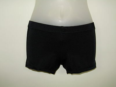 Gymnastics or Dance Shorts Girls Size ,8,10,12,14 and Ladies S,M,L