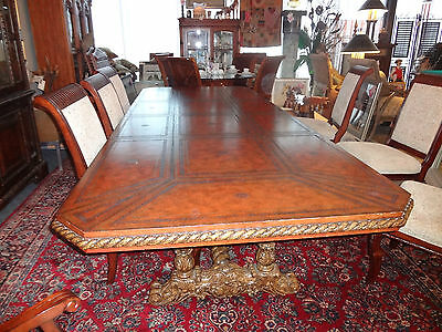 Table - Dining Table With 7 Chairs