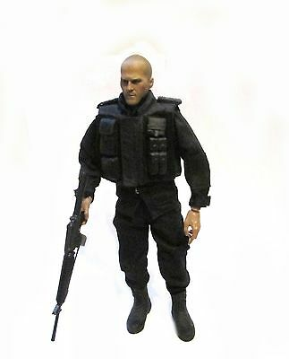 LEE CHRISTMAS Jason Statham EXPENDABLES 1/6 Scale Figure - Hot Toys Style