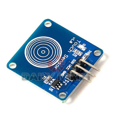 TTP223B Digital Touch Sensor Capacitive Touch Switch Module DIY for Arduino