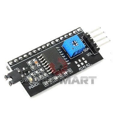 IIC/I2C/TWI/SP Serial Interface Module Port for 5V Arduino 1602LCD