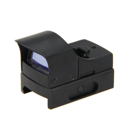Mini Tactical Compact Holographic Reflex Micro Red Green Dot Sight Scope Rifle